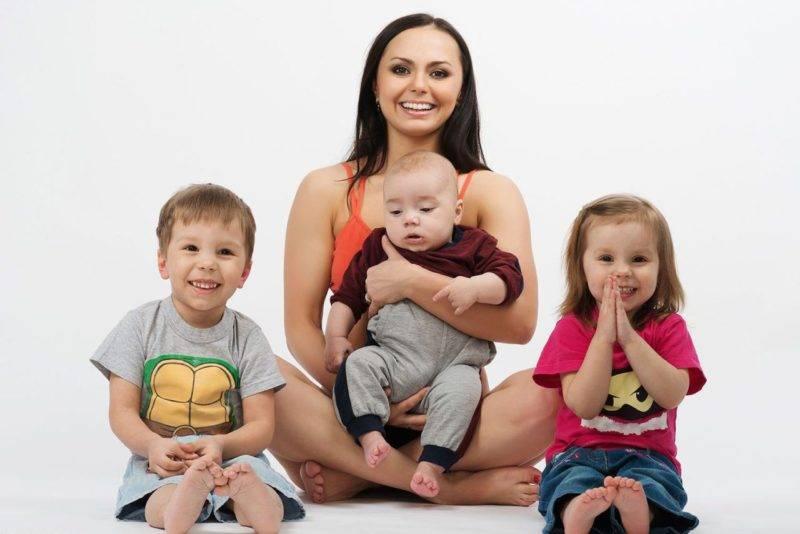 Преимущества большой семьи: почему детей в семье должно быть больше двух. плюсы многодетных семей