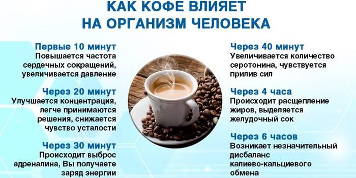 6 важных правил употребления кофе при грудном вскармливании