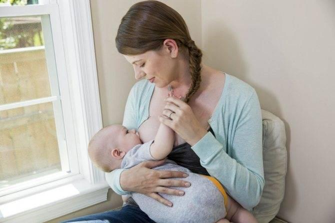 Грудное вскармливание: советы кормящей маме (часть 2)