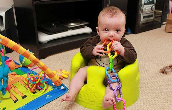 Полезные развивашки для наших малышей до года