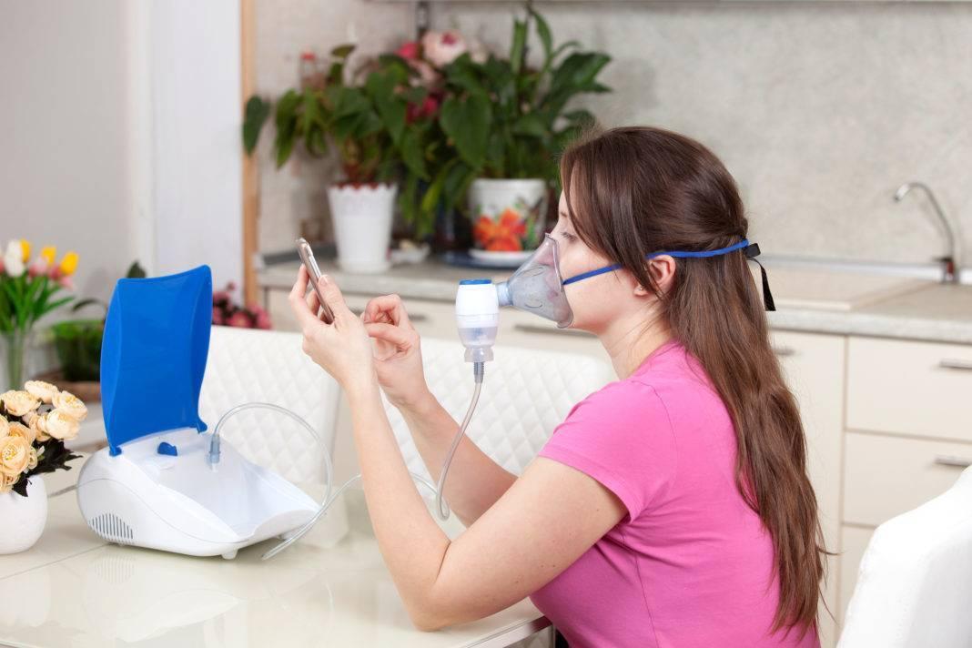 Ингаляции при насморке. как делать в домашних условиях детям и взрослым