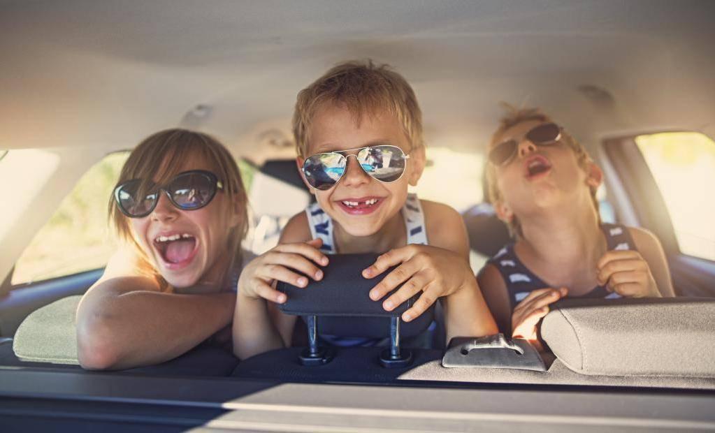 Чем занять ребенка в дороге: мои находки и лайфхаки