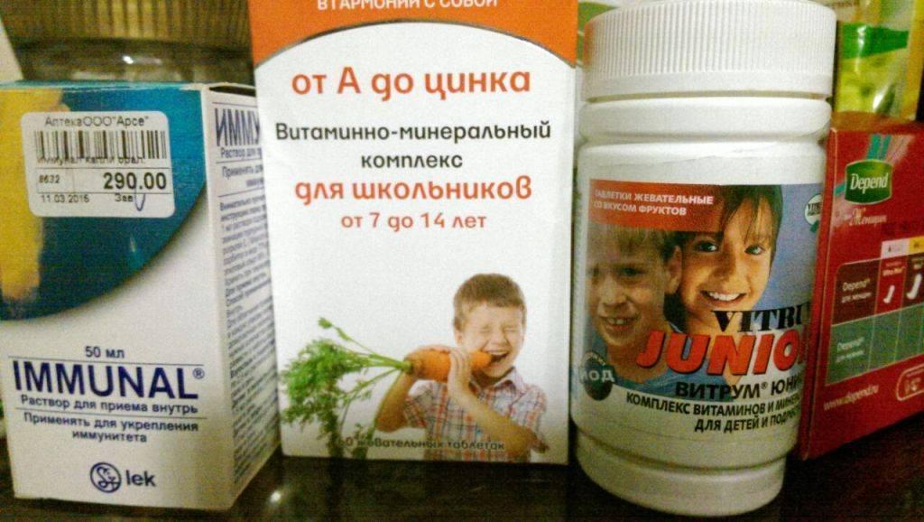 Витамины – детям: нужно ли принимать комплексные препараты?