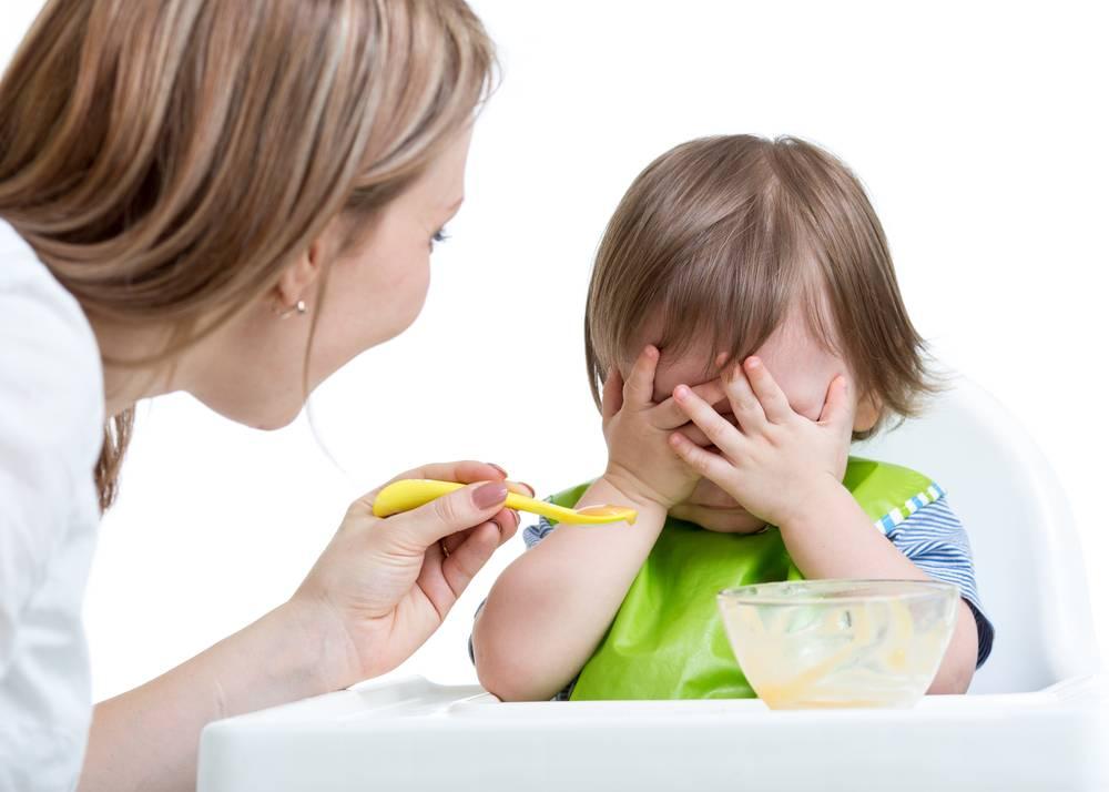 О еде. нельзя заставлять ребенка есть