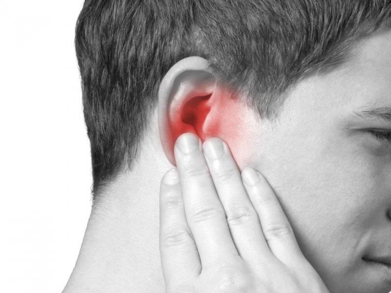 Причины заложенности уха