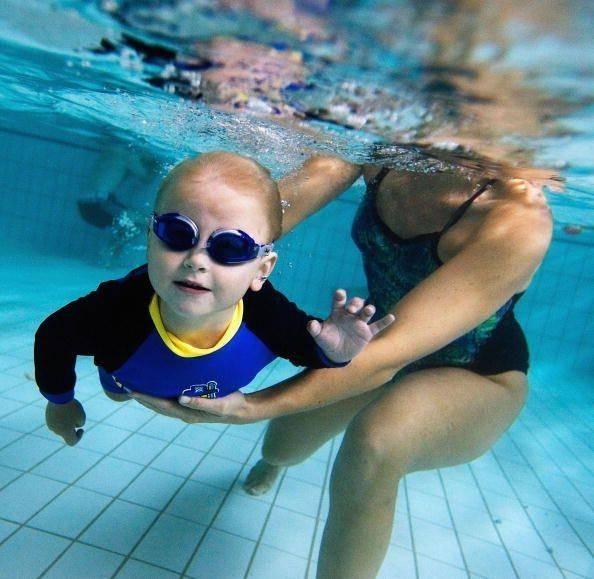 Как научить плавать различными стилями