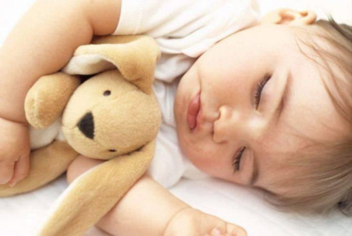 Как уложить ребенка спать без капризов?
