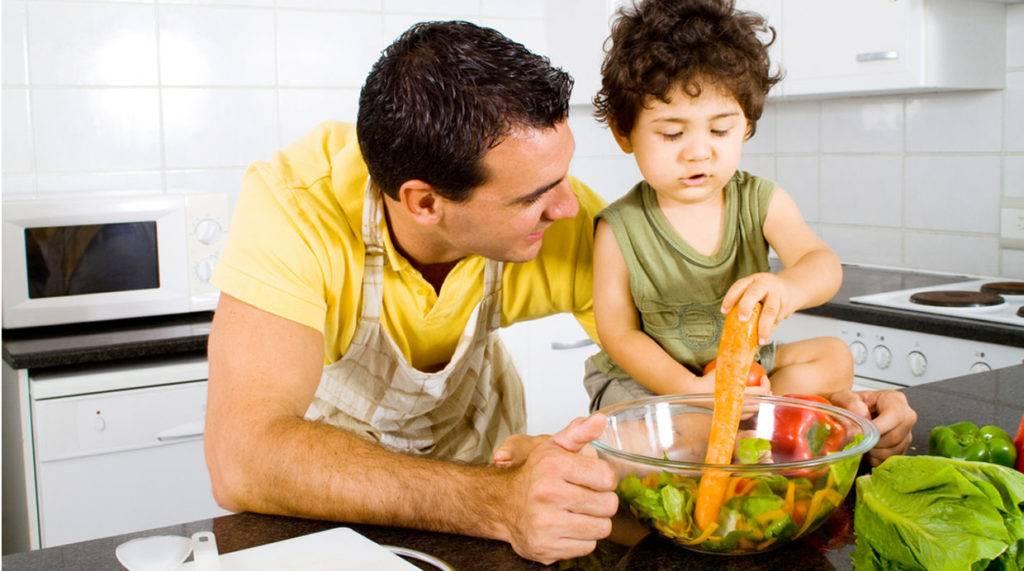 Как уговорить малыша попробовать новую еду: советы экспертов   yamama
