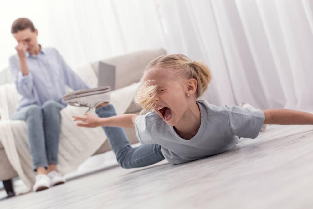 Детское хочу: консультация, беседа