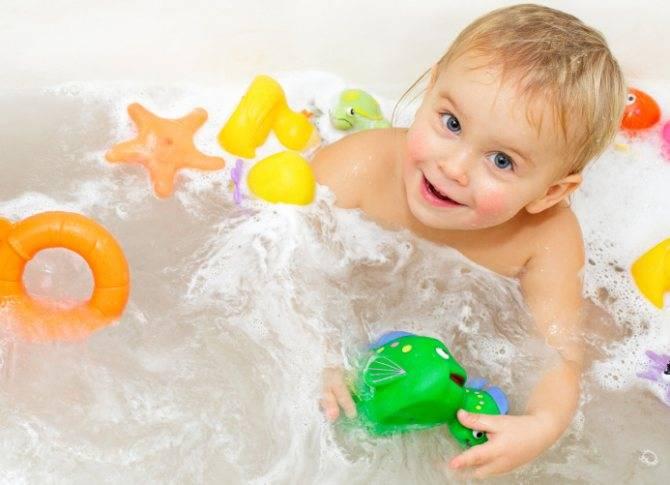 Что делать если ребенок боится купаться в ванной