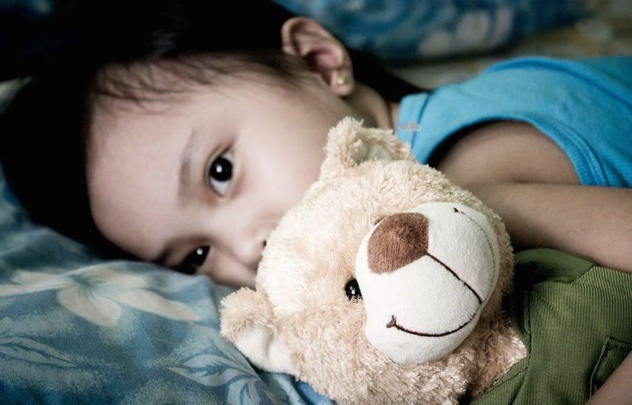 Детские страхи и способы их коррекции у детей младшего школьного возраста