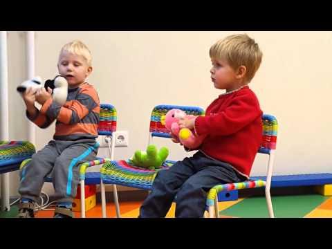 Развивающие игры для детей 2–3 лет: рекомендации педиатра