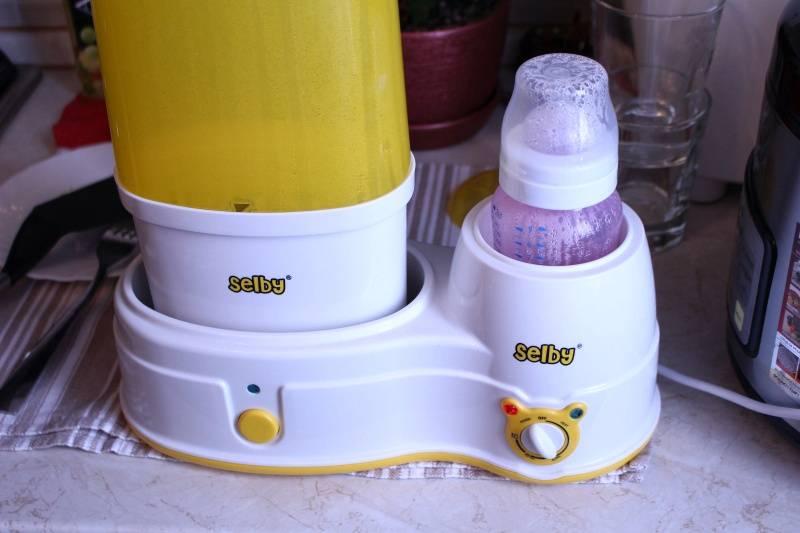 Стерилизатор для детских бутылочек: электрический и для свч