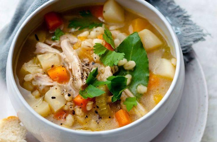 Супы для кормящей мамы: рецепты