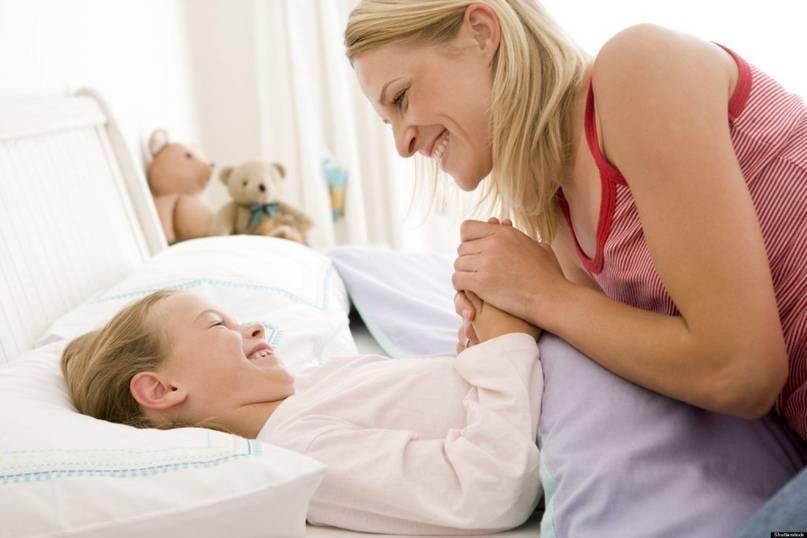 Как разбудить ребенка утром в детский сад без мучений