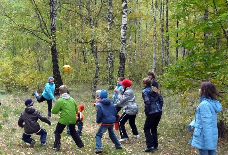 Сценарий мероприятия «подвижные игры на свежем воздухе». воспитателям детских садов, школьным учителям и педагогам - маам.ру