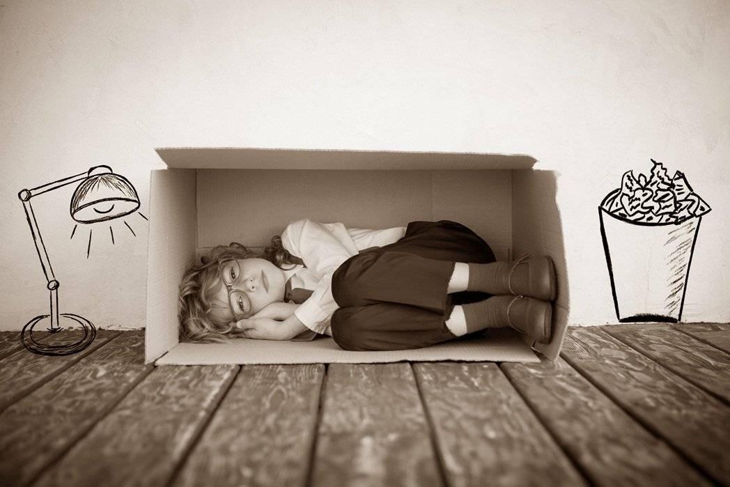 Личное пространство ребенка — залог его безопасности