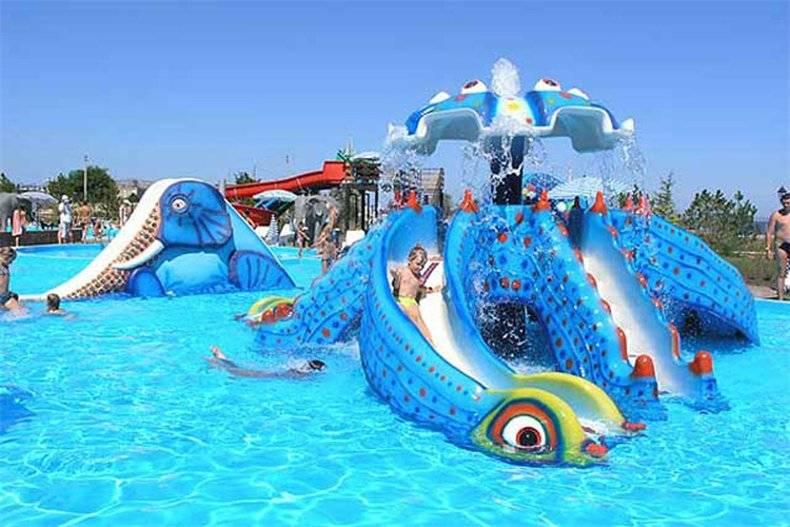 10 лучших аквапарков москвы