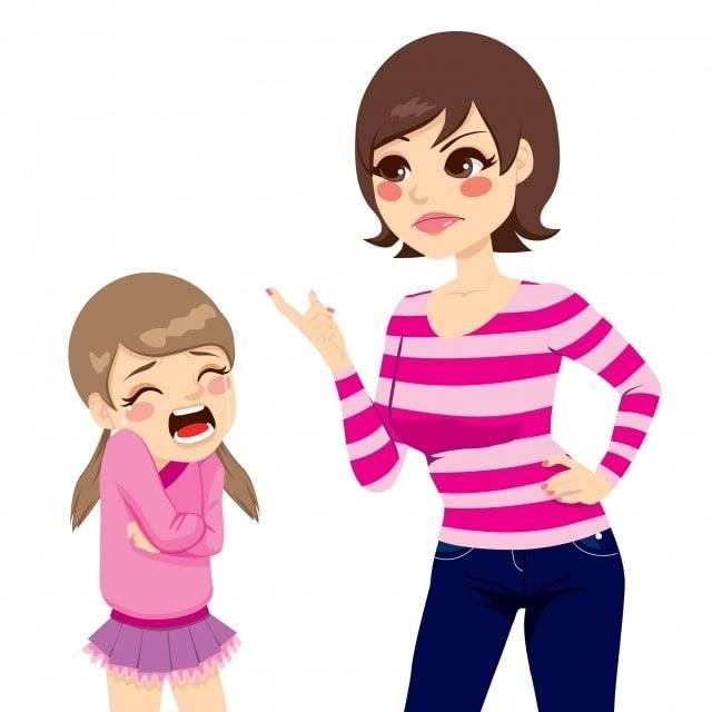 Как перестать кричать на детей: причины, советы психолога