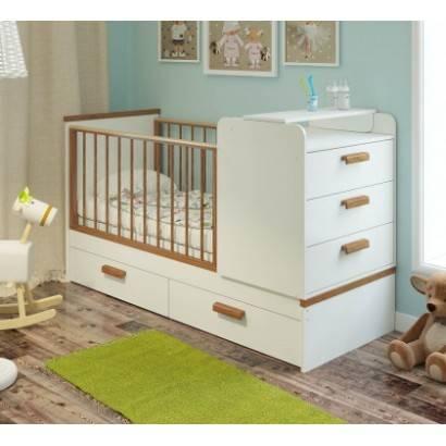 Детская кровать-трансформер, модельный ряд, размеры, тонкости выбора