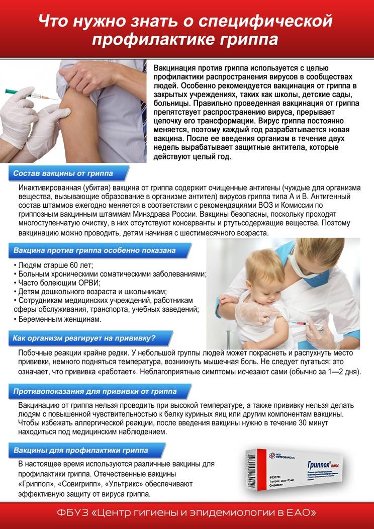 Вакцинация против гриппа: почему это важно - новости медицины