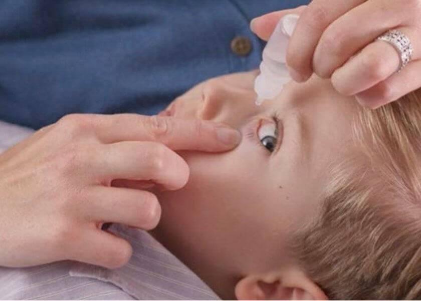 Как правильно капать капли в нос ребенку? | городская клиническая больница № 1
