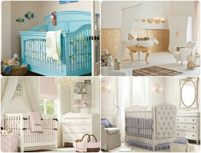 Уютное гнездышко для младенца, детская комната для новорожденного