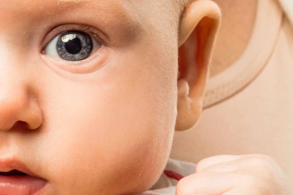 Цвет глаз новорожденного: когда и почему меняется он меняется