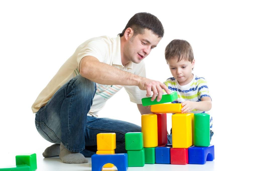 11 игр для папы и дочки, когда мамы нет дома