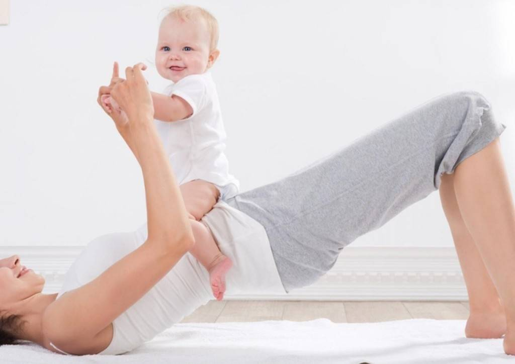 Послеродовое восстановление: как привести себя в норму и стать красивой и счастливой