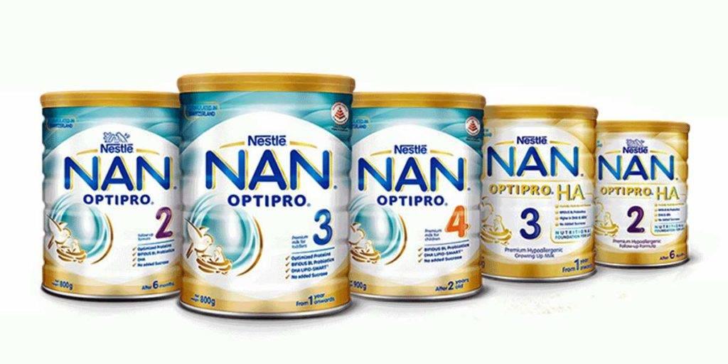 Отзыв врача-педиатра о смеси nan кисломолочный 1 - топотушки