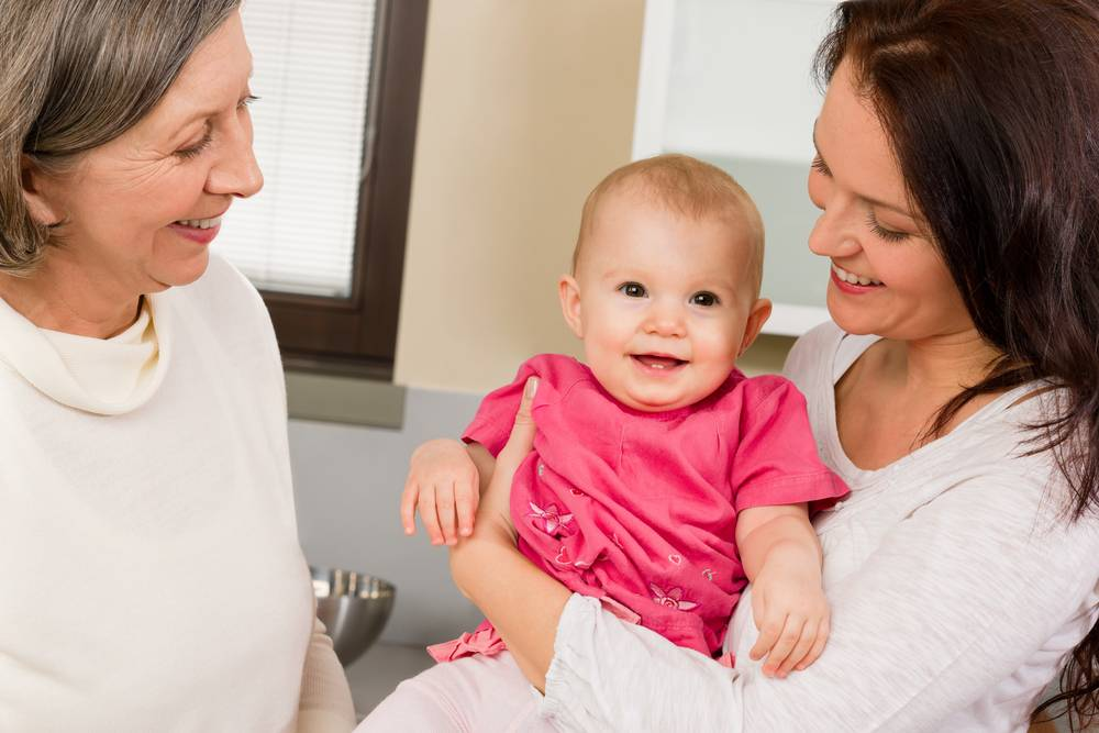 Няня: за и против - впервые мама