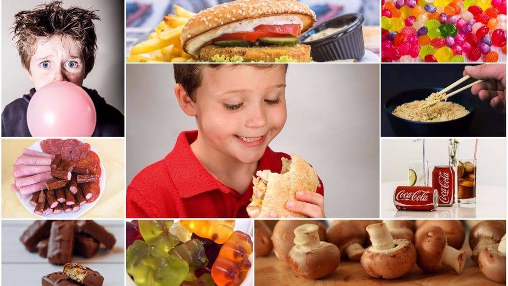 Продукты, запрещенные детям до пяти лет - энциклопедия детское питание