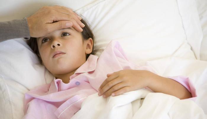 Температура без симптомов у малыша: чем она опасна?