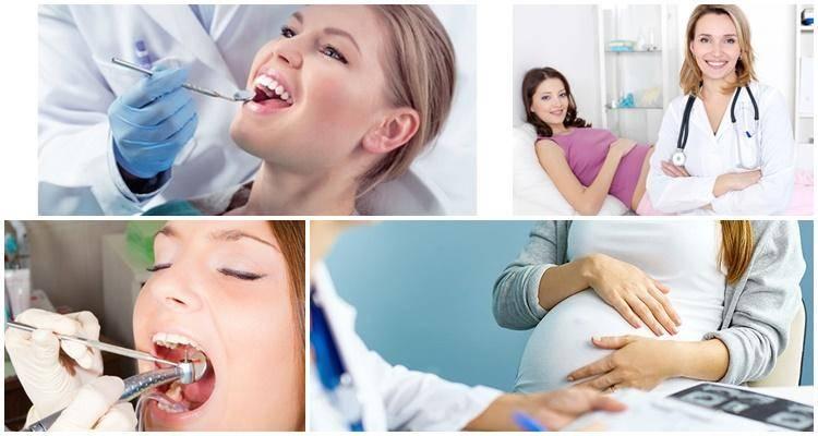 Лечение зубов при грудном вскармливании: анестезия, комаровский рекомендует
