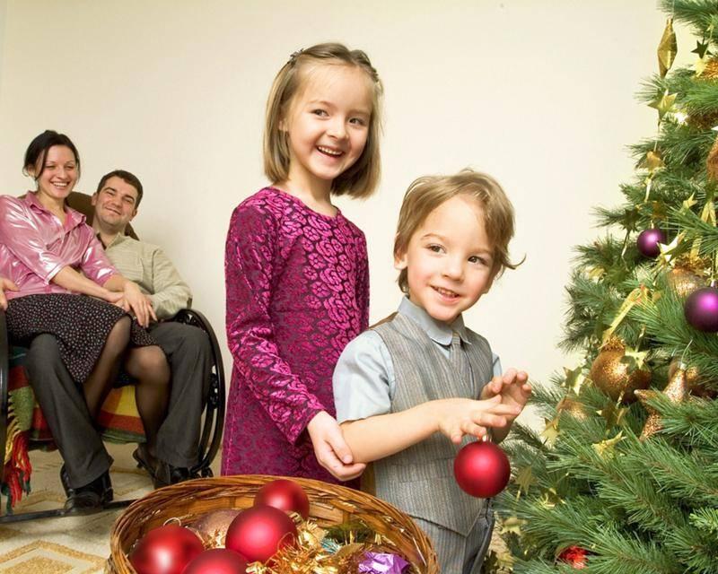Рассказываем детям о традициях празднования нового года