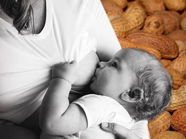 Грецкие орехи при грудном вскармливании: можно ли, польза, вред