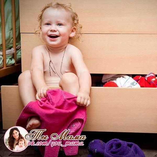 Как же помочь ребенку быстро одеться самостоятельно