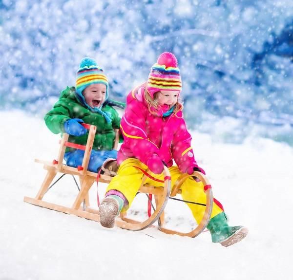 С какого возраста можно возить ребенка в коляске санках imother.su- все для будущей мамы