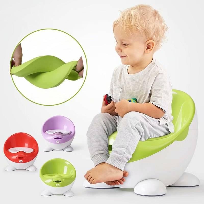 Правила выбора горшка для ребёнка