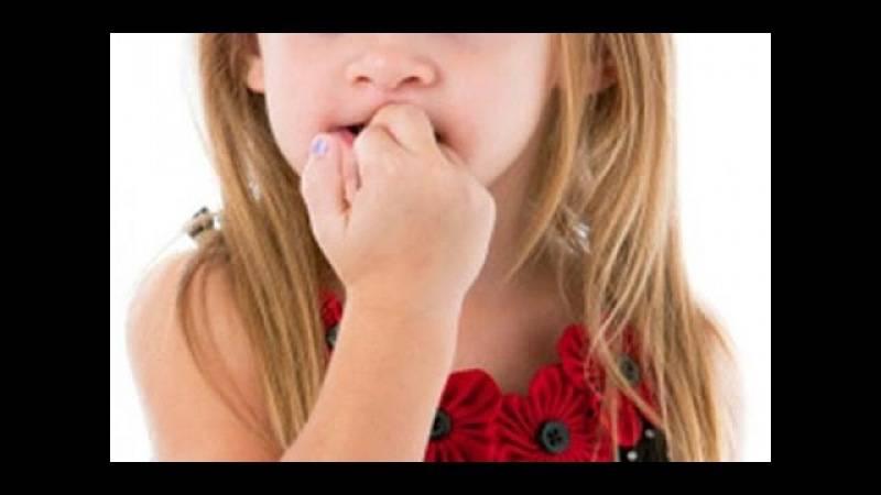 Как отучить ребенка грызть ногти – 15 эффективных методик
