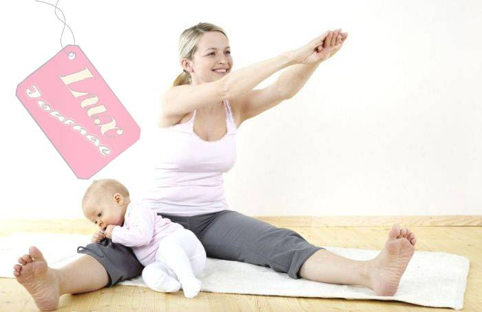 Почему не уходит лишний вес после родов и 4 работающих правила похудания