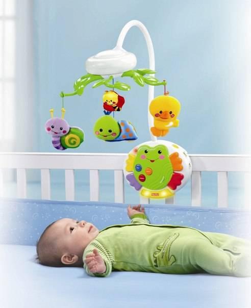 Мобиль для новорожденного