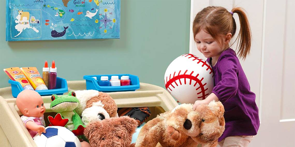 Топ-10 игрушек, которые можно предложить новорожденному ребенку