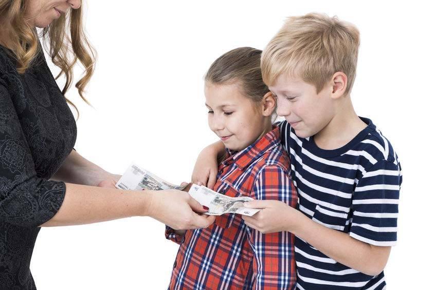 Для чего нужны карманные деньги детям, давать или не давать, за и против