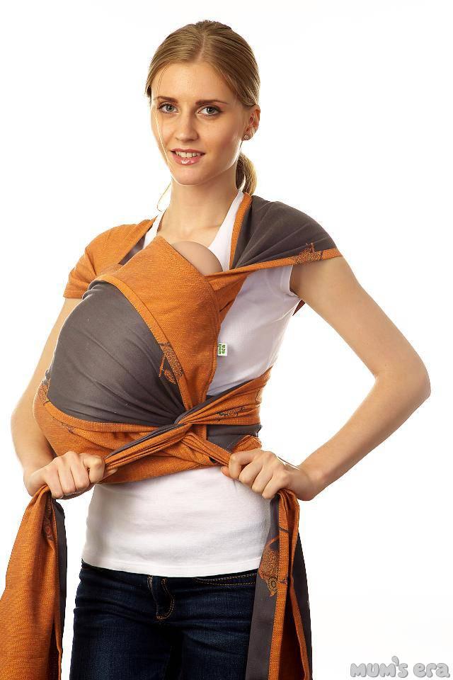 Как выбрать слинг для грудничка?