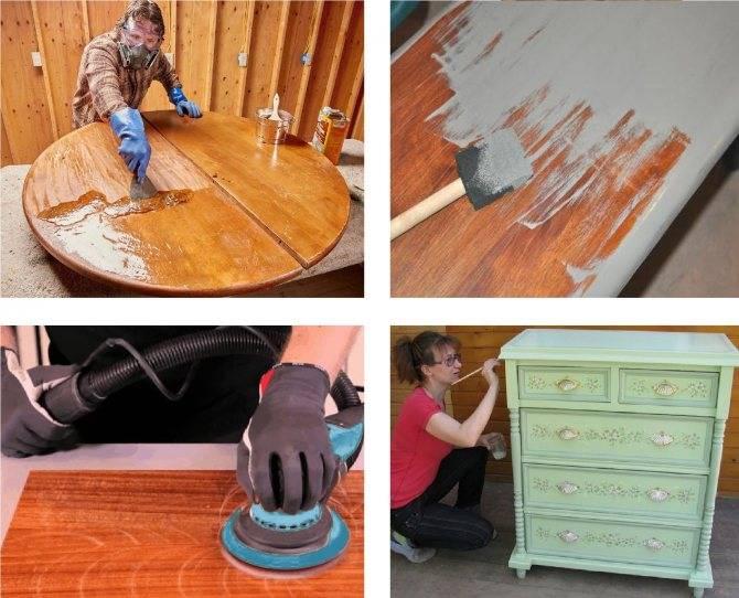Способы реставрации старой кровати. как обновить деревянное или железное ложе, матрас?
