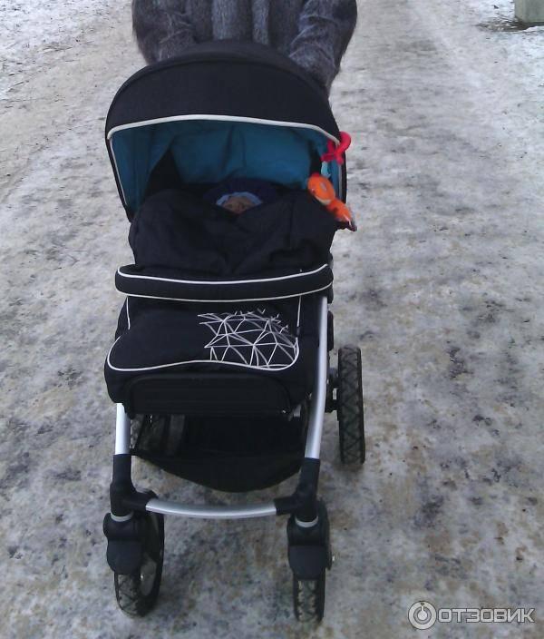 Лучшая прогулочная коляска для зимы: рейтинг моделей