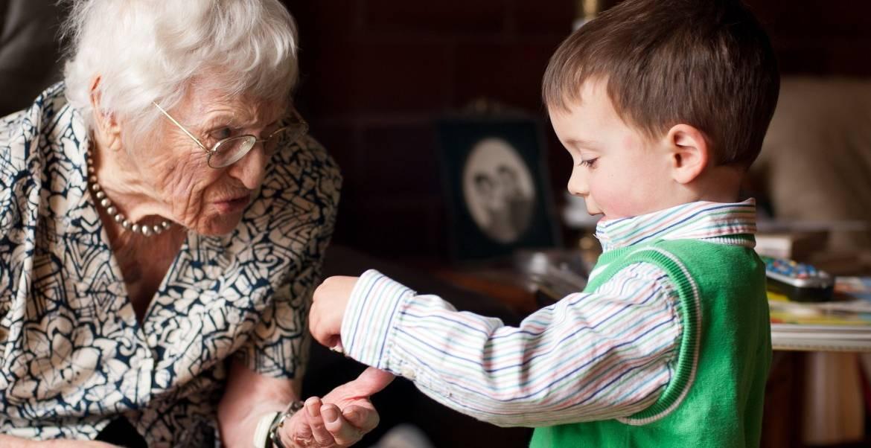 Типы бабушек и дедушек : воспитание : дети : subscribe.ru