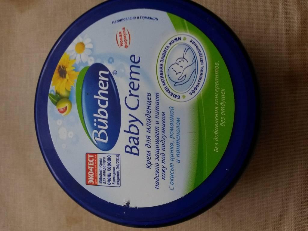 Бюбхен крем под подгузник: 5 компонентов и 3 правила использования